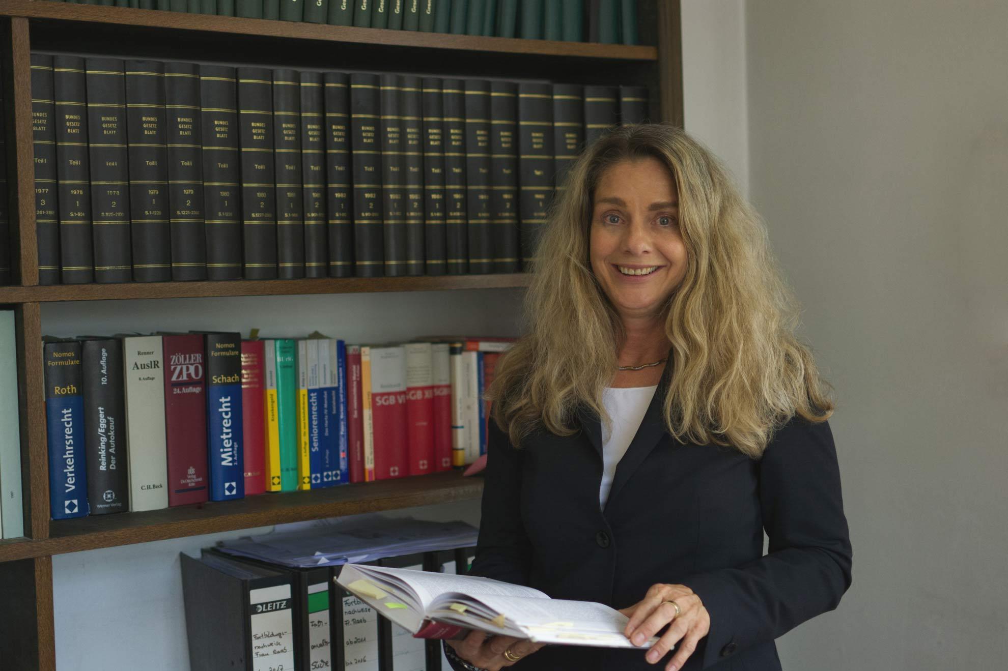 Rechtsanwältin in Fulda Stefanie Raab
